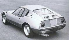 1968 Fiat abarth Scorpione SS Carlo Abarth