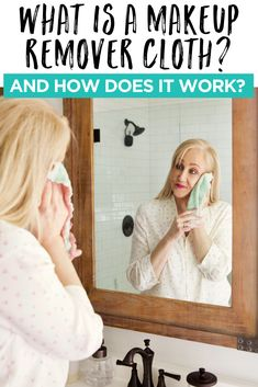 Switching to using a makeup remover cloths is better for both the environment AND your wallet! Get the scoop on how they work here.
