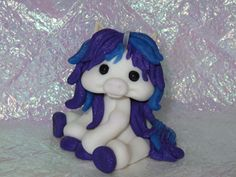 Mystic the Crystal unicorn by jc2177 on Etsy