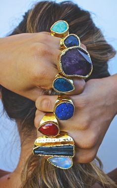ring party! | kei jewelry