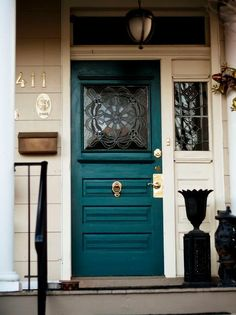 26 Bold Front Door Ideas In Bright Colors