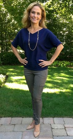 Like the top from her stitch fix