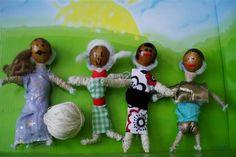 tutorial: worry dolls —