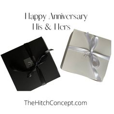 Happy Anniversary Gift Boxes Custom Gift Boxes, Customized Gifts, Unique Gifts, Great Gifts, Care Box, Curated Gift Boxes, Virtual Baby Shower, Fall Gifts, Positive Messages