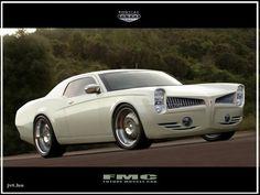 Pontiac GTO Plymouth Barracuda Concept