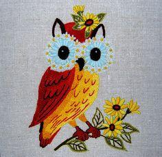 owlie owlie owl by perempuan, via Flickr