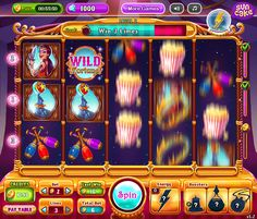 Fortune Slots on Behance
