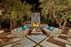 Step Into This Outdoor Living and Entertaining Oasis >> http://blog.hgtv.com/design/2015/05/08/photo-friday-an-outdoor-living-and-entertaining-oasis/?soc=pinterest