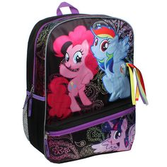 "My Little Pony 16 inch Friends Forever Backpack - Accessory Innovations - Toys ""R"" Us"
