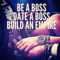 Be a boss. Date a boss. Build an empire. Nothing like two people who love each other working together to build their dreams. Power couples inspire each other to be better. You can't do that with basic. Babe Quotes, Quotes To Live By, Funny Quotes, Qoutes, Sarcastic Quotes, Power Couple Quotes, Power Couples, Couple Goals, Motivational Quotes