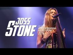 Love this woman! Joss Stone Live at Java Jazz Festival 2013
