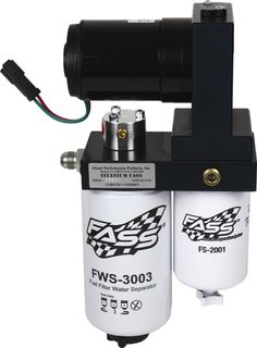 FASS Dodge Cummins Titanium Series Fuel Air Seperation System
