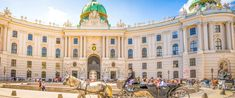 """In Wien sagt man """"nicht um die Burg"""". Damit wird zum Ausdruck gebracht, dass man an diesem Monumentalbau, der den historischen ersten Bezirk optisch beherrscht, nicht vorbei kann. Die Hofburg war lange Symbol der absoluten feudalistischen Macht. Eindhoven, Rotterdam, Notre Dame, Street View, Building, Travel, Sevilla, Viajes, Buildings"""