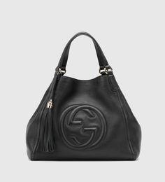 d638645fc974 Gucci - soho shoulder bag 282309A7M0G1000 Gucci Bags, Gucci Purses, Tote  Handbags, Ladies