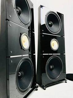 Pro Audio Speakers, Loudspeaker, Aesthetics, Electronics, Life, Vintage, Speakers, Vintage Comics, Consumer Electronics