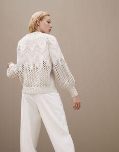 knit sweater Knitwear Fashion, Knit Fashion, Fashion Outfits, Fashion Fashion, Fashion Pattern, Look Man, Summer Knitting, Brunello Cucinelli, Knitting Designs