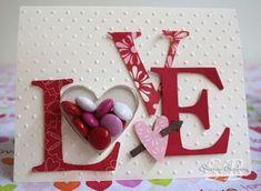 Treats love card
