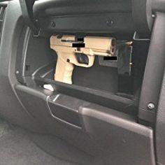 Weapon Storage, Gun Storage, Weapons Guns, Guns And Ammo, Glock Guns, Tactical Truck, Tactical Gear, Accesorios Fj Cruiser, Accessoires 4x4