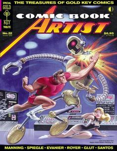 Comic Book Artist #22 by TwoMorrows Publishing - issuu