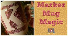 Marker Mug Magic - The Organized Classroom Blog