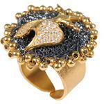 Look what I found at House of Fraser .. A fabulous artistic ring. Absolutely stylish & catchy #Houseoffraser