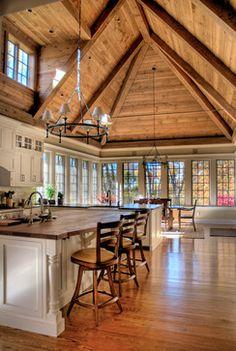 Amazing house.