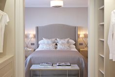 Greville House - Dressing & Bedroom design by Mdesign London Decor, Furniture, House, Bedroom Design, Mdesign, Home Decor, Bed, House Dressing, Bedroom