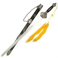 Ying Yang Tai Chi Sword