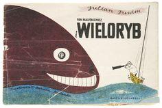 Mr. Maluśkiewicz and the Whale    Bohdan Butenko, design