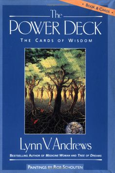 The Power Deck: The Cards of Wisdom: Lynn V. Andrews: 9781585422999: Amazon.com: Books