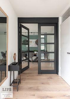 Foyer area modern corridor, hallway & stairs by design kreations modern wood wood effect Home Living Room, Foyer Design, Interior, Foyer Decorating, Modern, Modern Foyer, Entrance Decor, Entrance Design, Interior Design