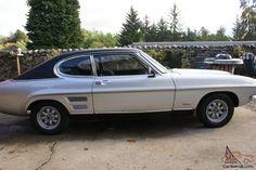 Ford Capri 3000E Mk 1 1972 Pre-facelift