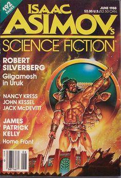 Isaac Asimov's Science Fiction Magazine - June 1988