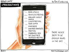 iProcrastinate - Tom Fishburne