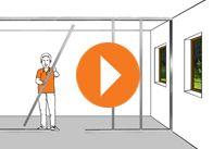Wande Boden Ratgeber Wissenswertes Zum Bauen Direkt Bei Obi Wissenswertes Deckenpaneele Deckenpaneele Anbringen