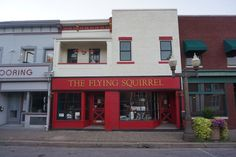 Flying Squirrel is a big hit on E. Main St. in Carnegie