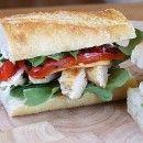 Chicken and Arugula Sandwich Recipe | Recipe Girl
