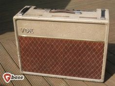 """1961 Vox AC30 """"4 Input"""" > Amps & Preamps   Gbase.com"""