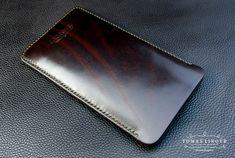 ručně vyrobené pouzdro pro iphone x z kůže