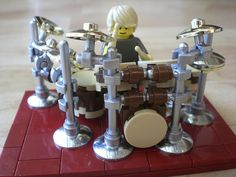 "lego drum set. My boyfriend would ""need"" this if he were to c it....."