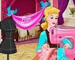 Em Princesas Disney Vestidos de Festa, hoje vai ter um grande baile no Reino Encantado, e todas as princesas Disney querem ser a rainha do baile. Agora cabe a você, menina criar o vestido de festa mais bonito de todos para sua princesa favorita. Divirta-se com as Princesas!