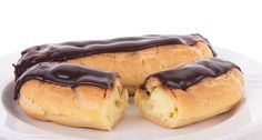 Are you a classic eclair lover.. Try the best eclair in BODRUM! +90 252 388 6610