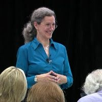 When Language Fails in Dementia, Use Music, Rhythm & Movement -- Teepa Snow Care Video: Teepa Snow shows caregivers what to do in middle-to-advanced dementia, where communication & language are diminished. Watch her explain the power of music. See her demonstrate how to use rhythm and movement when language fails.