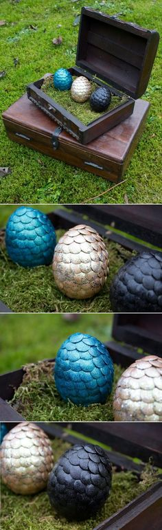 Game of Thrones, Dragons Eggs