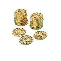 144 Pièces de monnaie