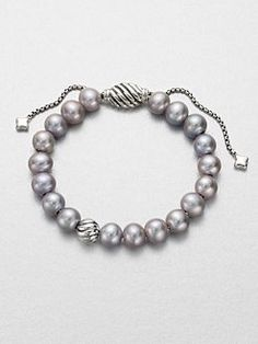 David Yurman pearl bracelet