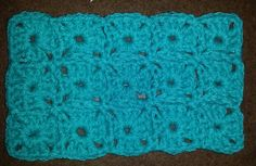 Little Linked Squares - Crochet A Trunk-Full O' Fun!