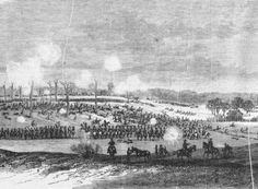 Battle Of Mansfield - April 08, 1864