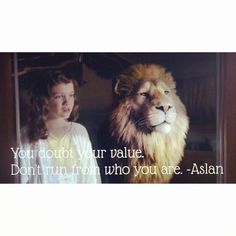A quote from The Chronicles of Narnia: The Voyage of the Dawn Treader