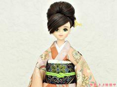 Traditionally kimono Jenny